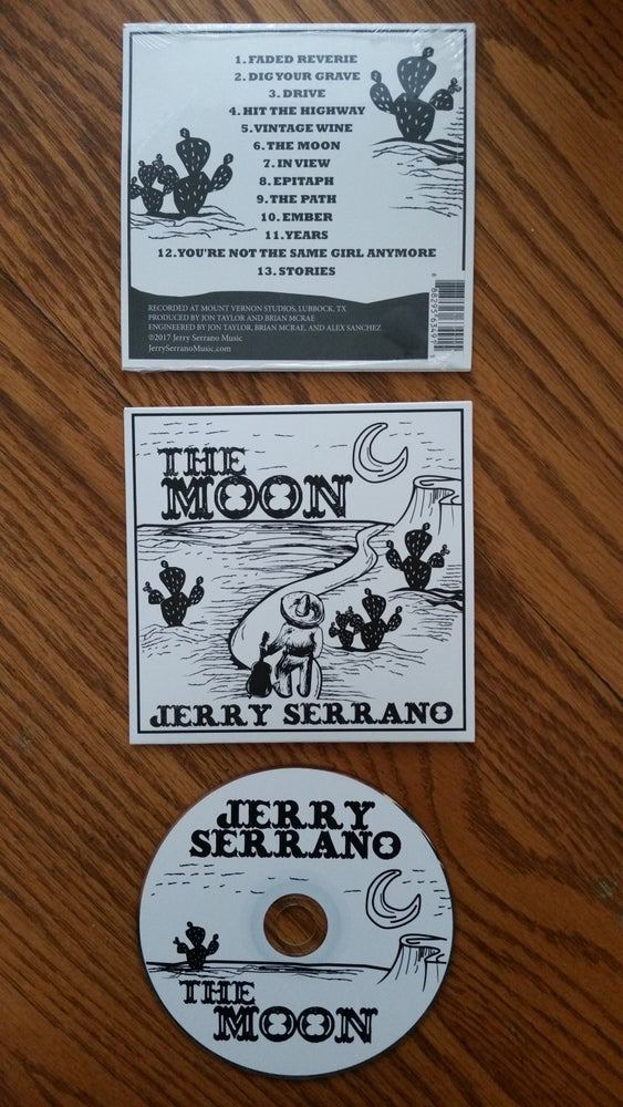 Image of The Moon CD