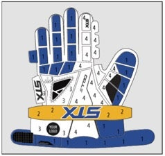 Image of STX Custom Gloves