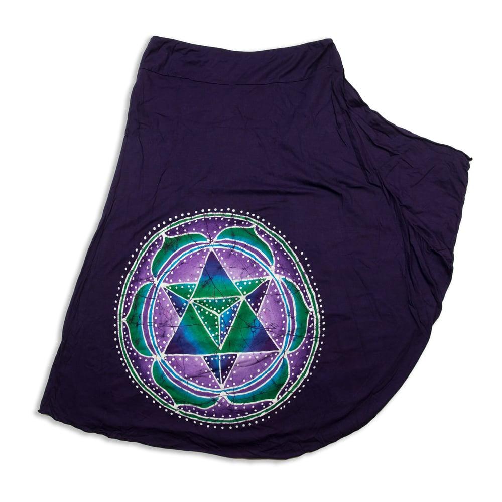 Image of Merkaba Skirt