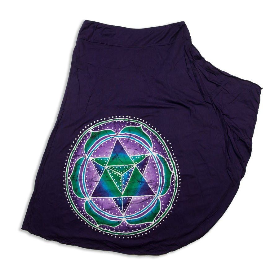 Image of Merkaba Skirt