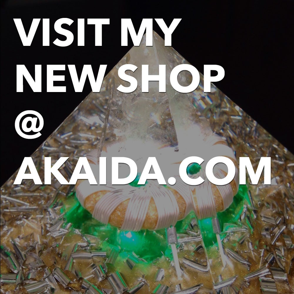 Image of VISIT THE NEW STORE @ AKAIDA.COM