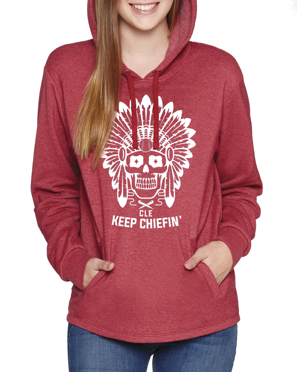 Image of Keep Chiefin' Hoodie