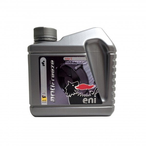 Image of eni Antifreeze Bike S 1 Ltr For all water cooled Scooters & All Ducati Motorcycles