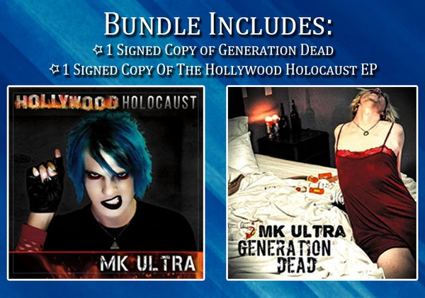 Image of MK Ultra CD Bundle