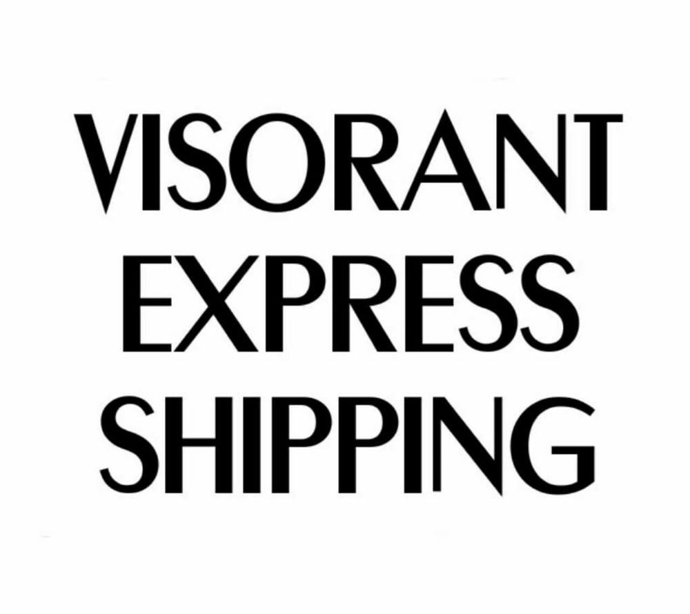 Image of Visorant Express Shipping