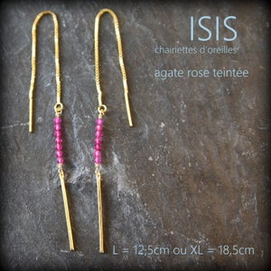 Image of ISIS chainettes