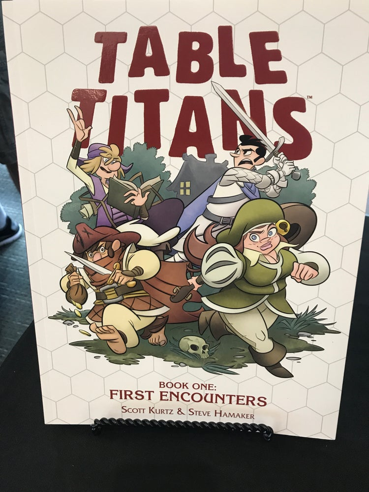 Image of Table Titans Vol 1