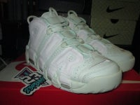 """Air More Uptempo WMNS """"Barely Green"""" - areaGS - KIDS SIZE ONLY"""