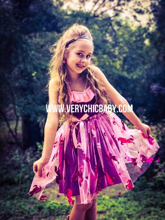 Image of Asteria Unicorn Dress