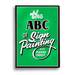 Image of The ABC of Sign Painting Volume 2 Casual Lettering with Pierre Tardif DVD
