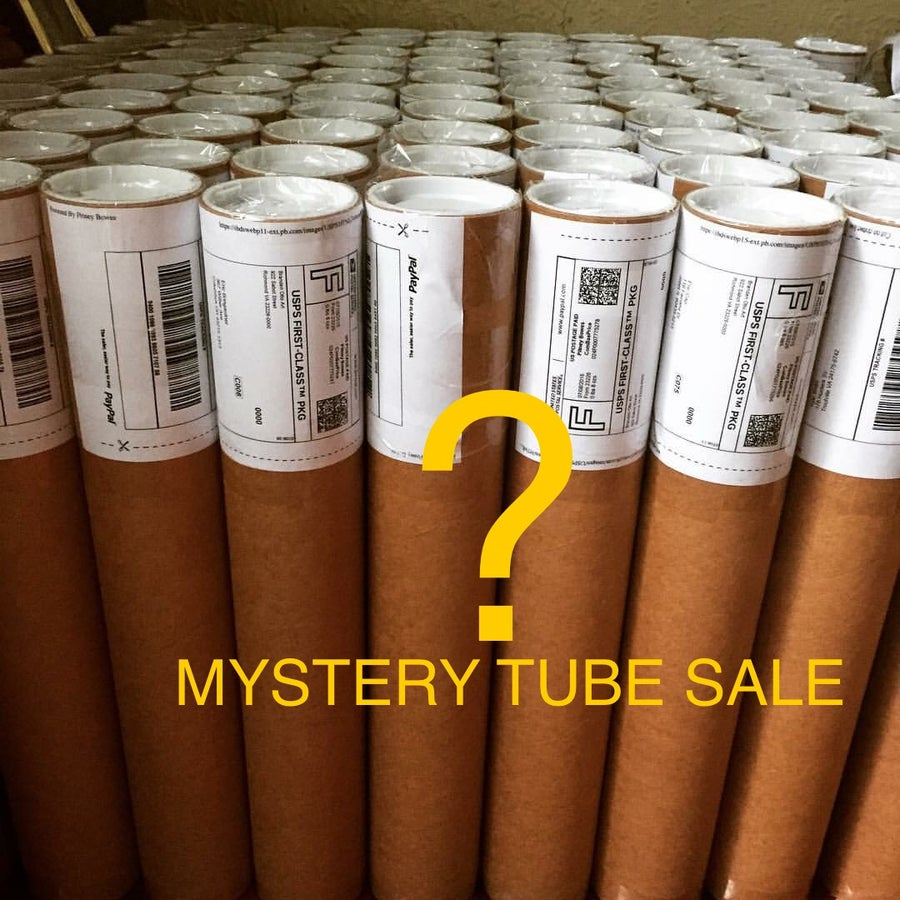 Image of Mystery Tube Sale