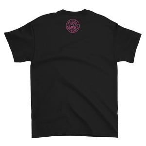 Image of Deep Waters Breast Cancer Tee in Black or Pink