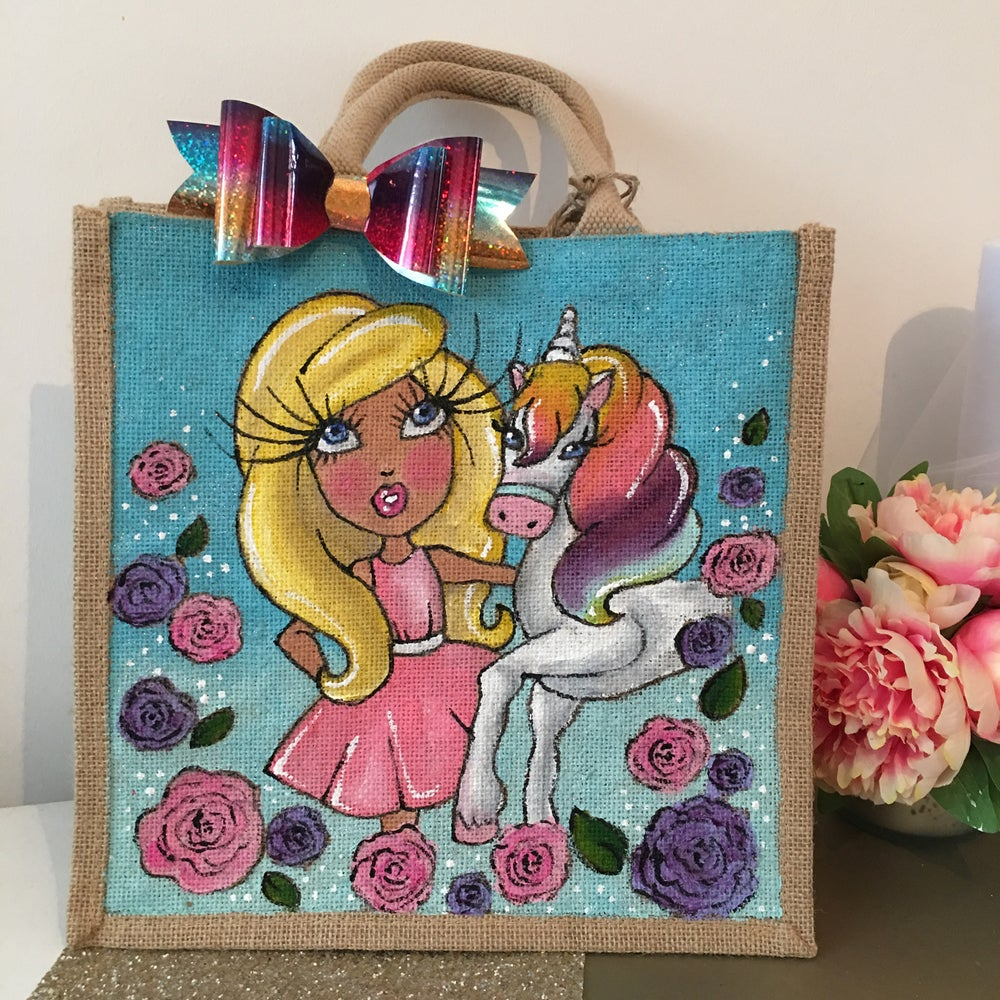 Image of Luxury Dolly Bag