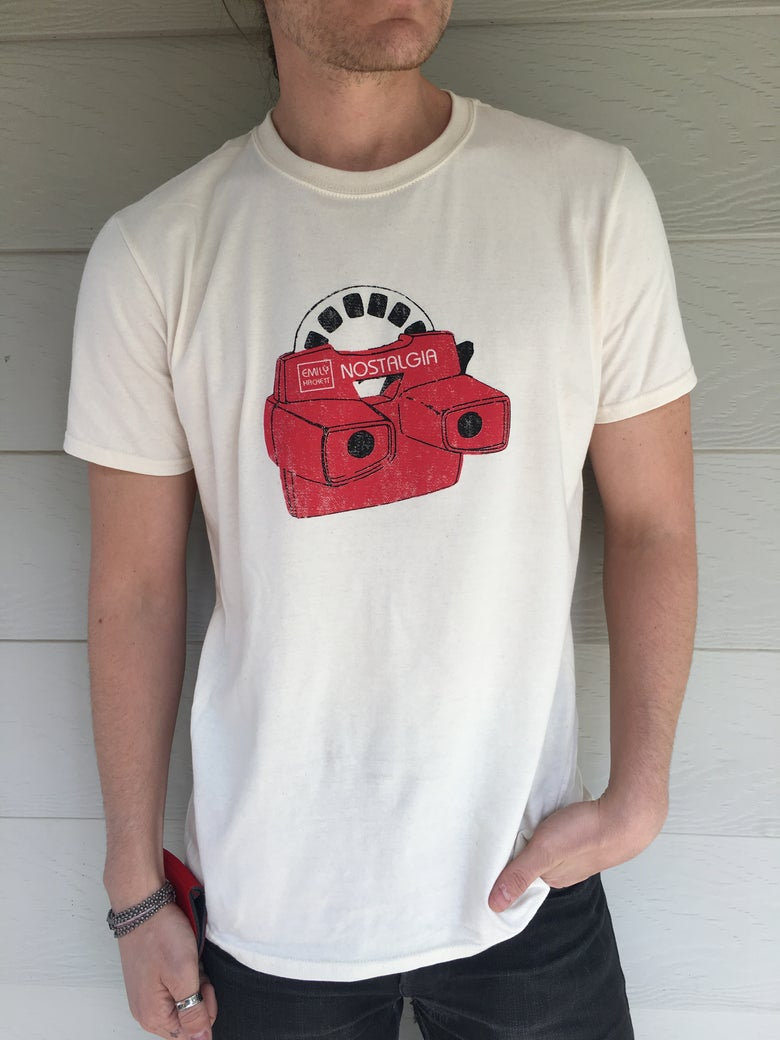 Image of NOSTALGIA Viewmaster T-Shirt