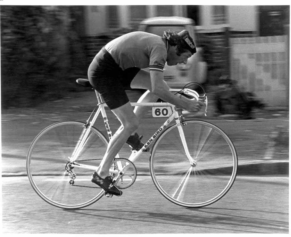Image of Ken Bird Time trial maachine  51.5cm