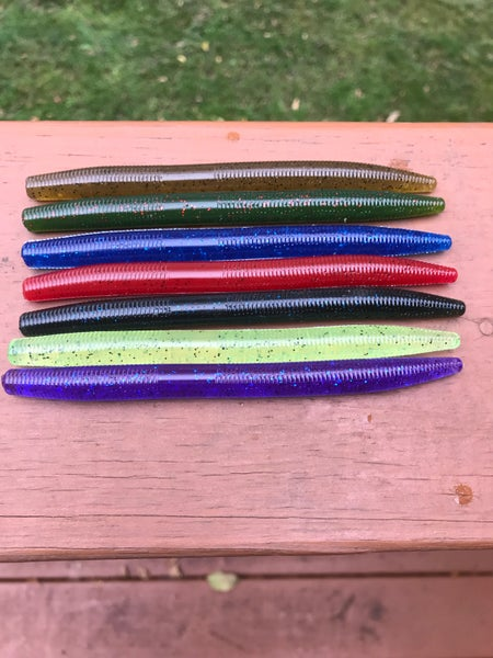 "Image of 5"" Stick Bait 8pk"