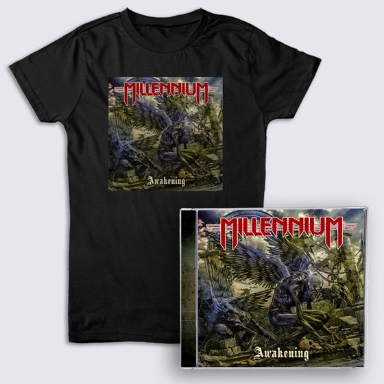 Image of T-Shirt + Album Deal #2