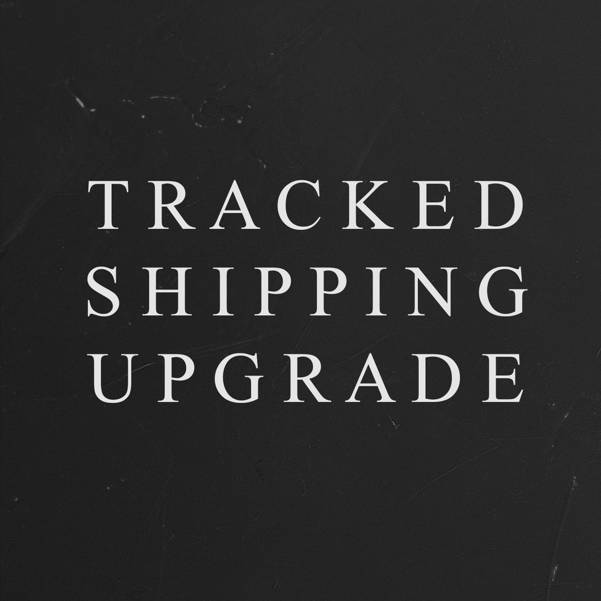 Image of SHIPPING UPGRADE