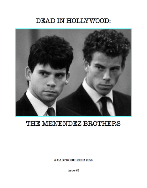 Image of Dead in Hollywood: The Menendez Brothers (issue #3)