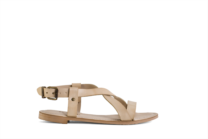 Image of Ivy Lee Copenhagen Laura Sandal in Beige