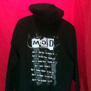 Image of MOD Busted, Broke, and American Pullover Hoodie