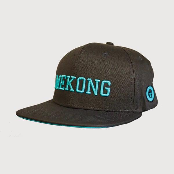 Team Edition Snap Back Cap - mekong