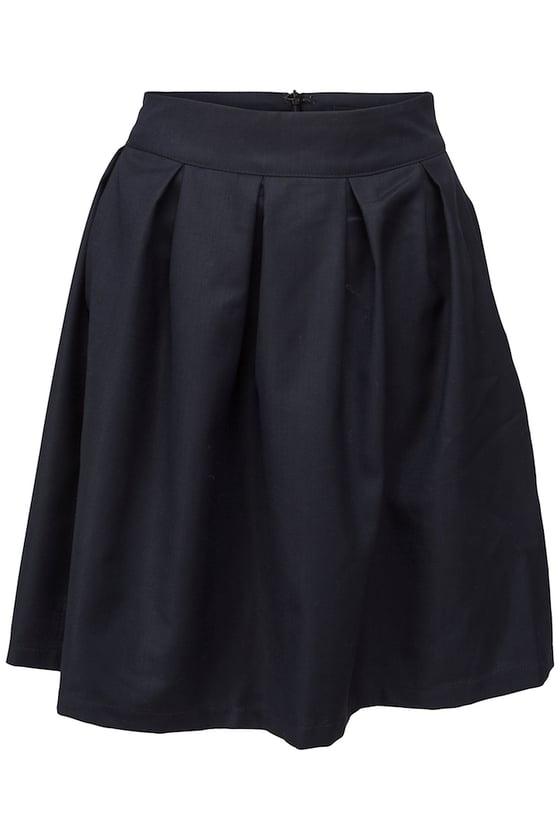 Image of Uld nederdel