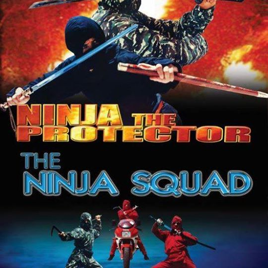 Image of Ninja The Protector + The Ninja Squad