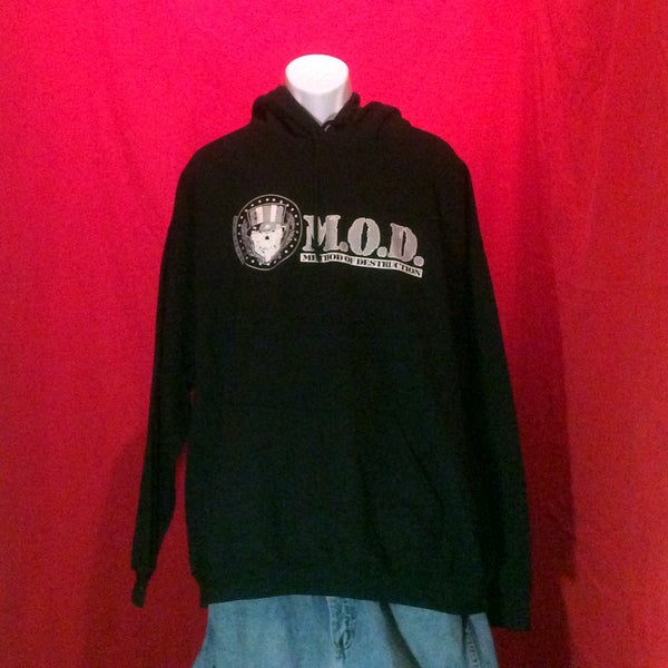 Image of MOD Legacy Moshing Europe 2014 Pullover Hoodie