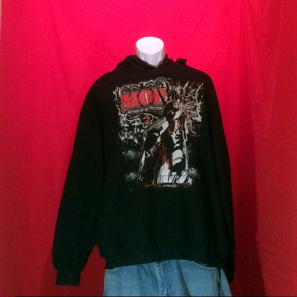 Image of MOD 25th Anniversary Legacy Pullover Hoodie