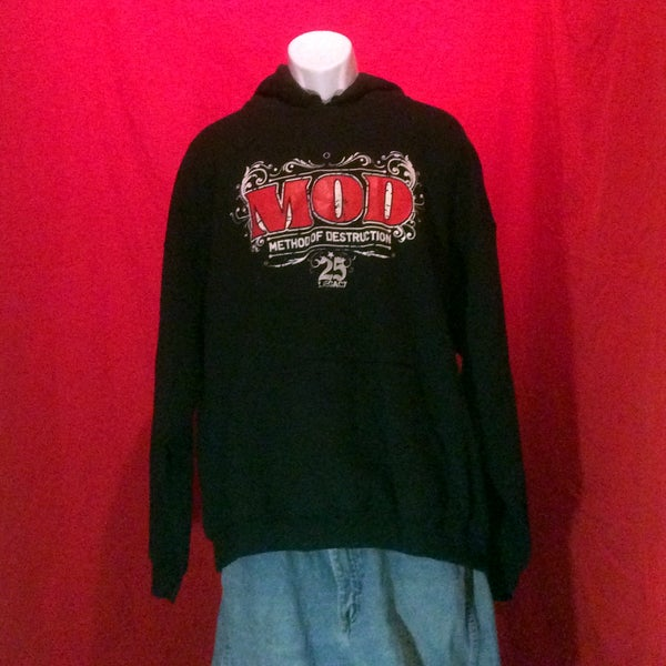 Image of MOD 25th Anniversary Legacy Classic Pullover Hoodie