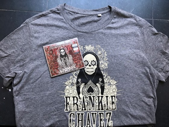 Image of BUNDLE T SHIRT + CD