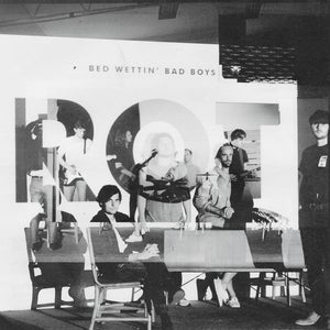 Image of Bed Wettin' Bad Boys - Rot LP/CD/Cass WYR0117