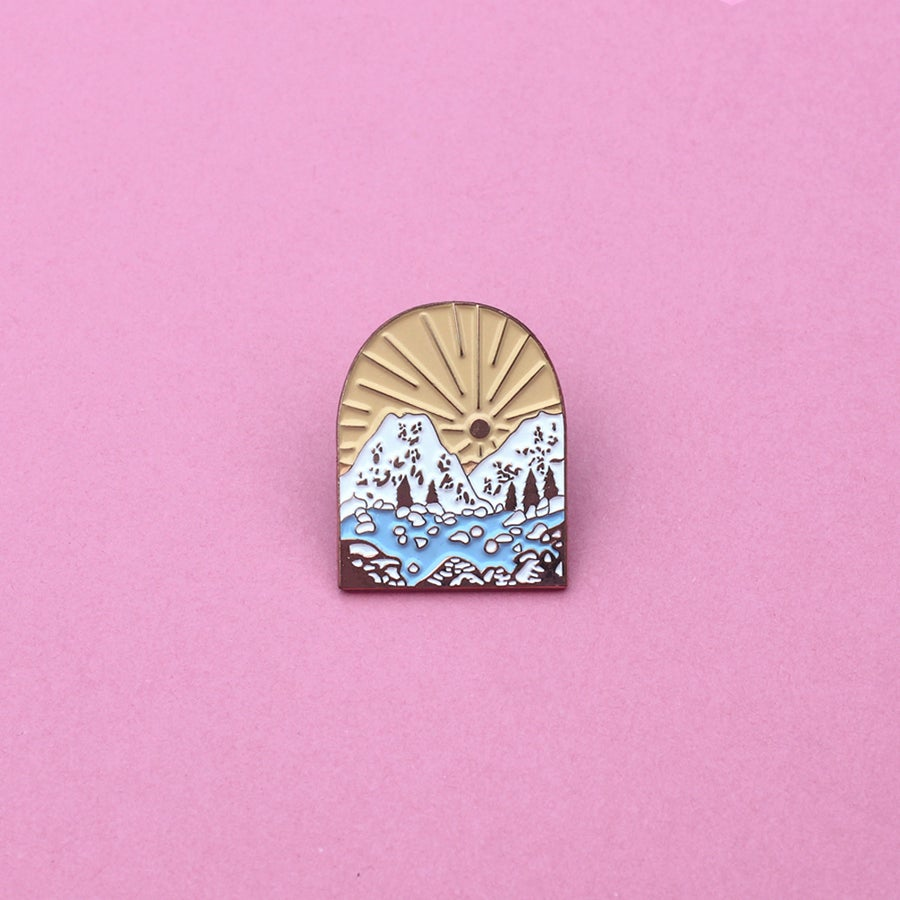 Image of Nomad Pin