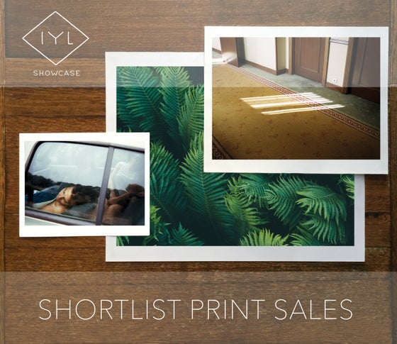 Image of SHORTLIST PRINTS - IYL SHOWCASE 2017