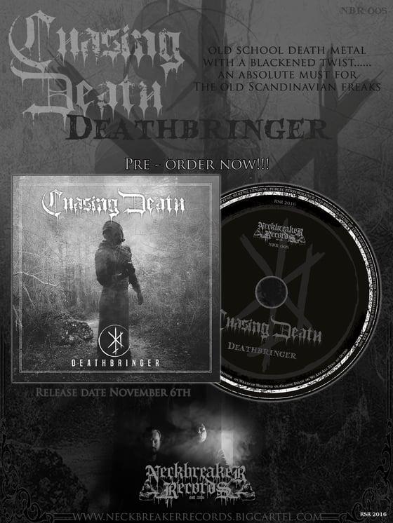 Image of Chasing Death - Deathbringer MCD
