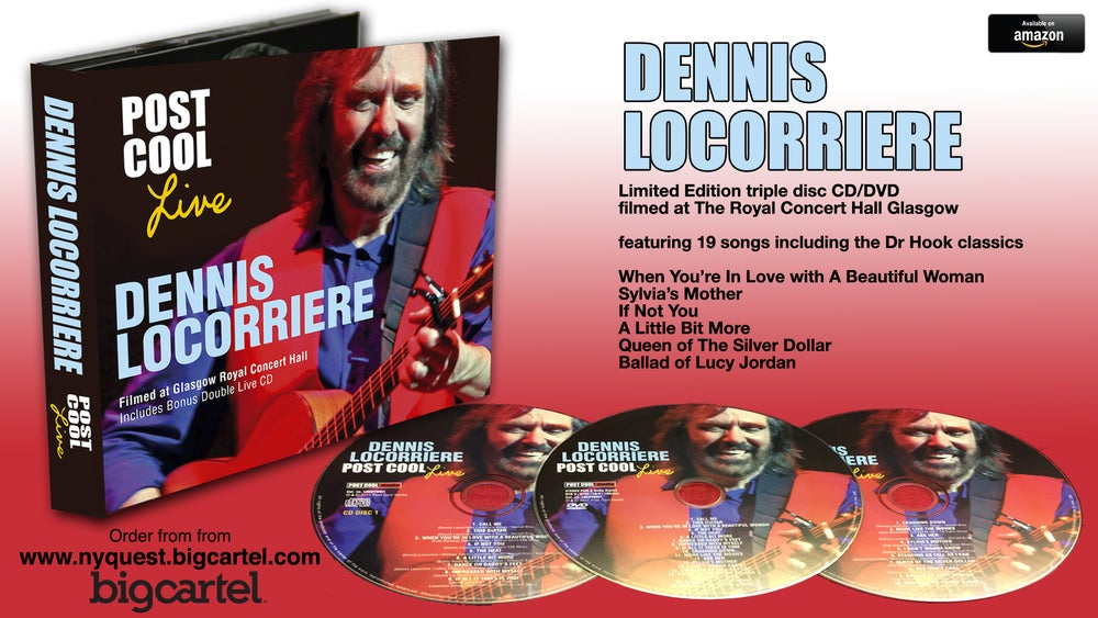 Image of Dennis Locorriere Live At Glasgow Royal Concert Hall