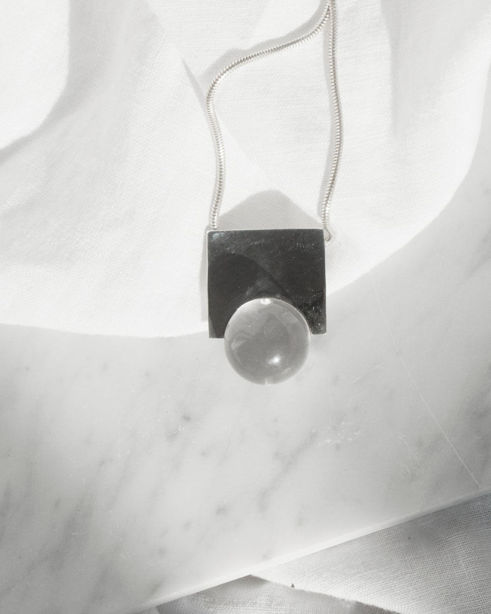 Image of Sphere Necklace