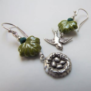 Image of Nesting - Silver