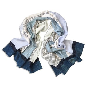 Image of ULTIMATE STRIPED SCARF