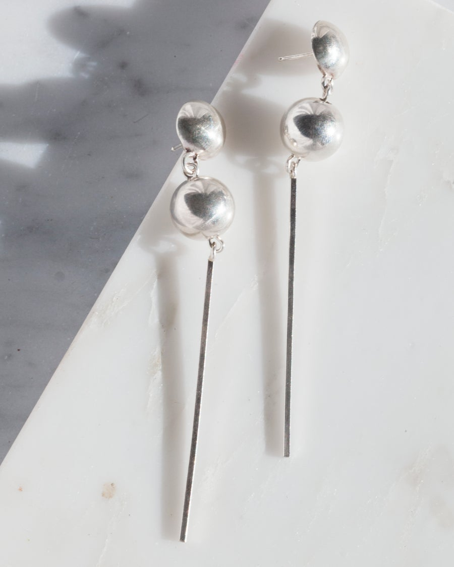 Image of Double Drop Earrings