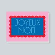 Image of Joyeux Noel card