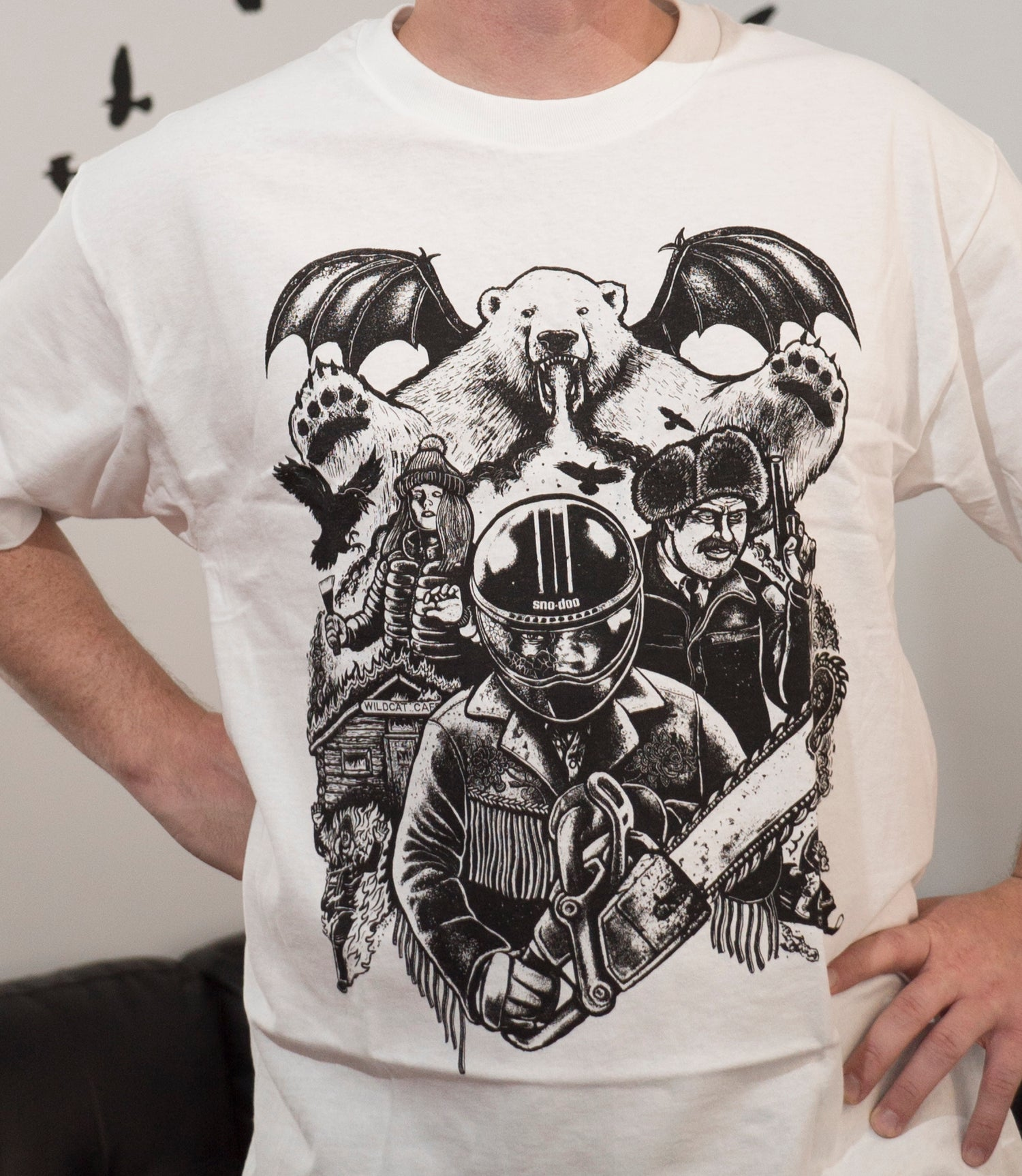 Image of 2017 Chainsaw Killer T-Shirt