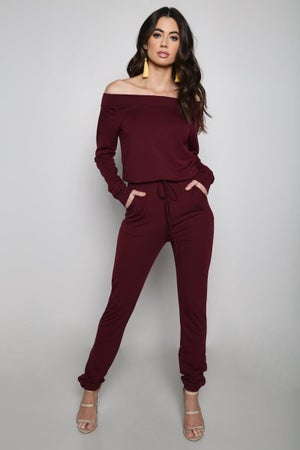 Image of Cool Vibes Jumpsuit