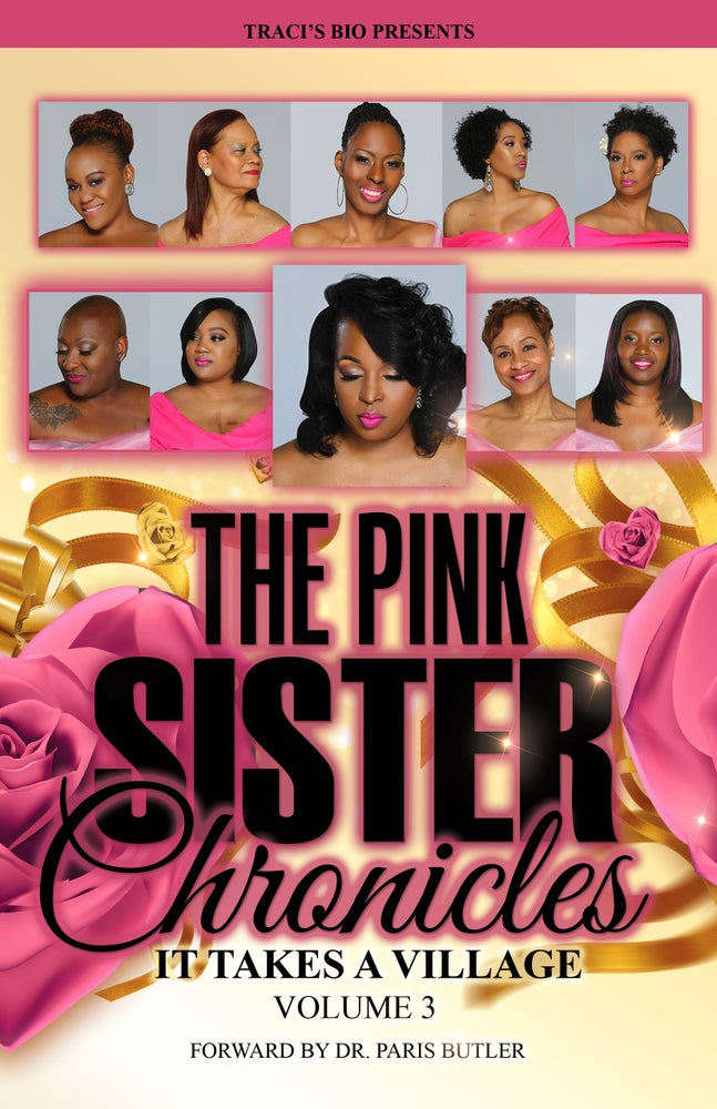 "Image of The Pink Sister Chronicles III ""It Takes A Village"""