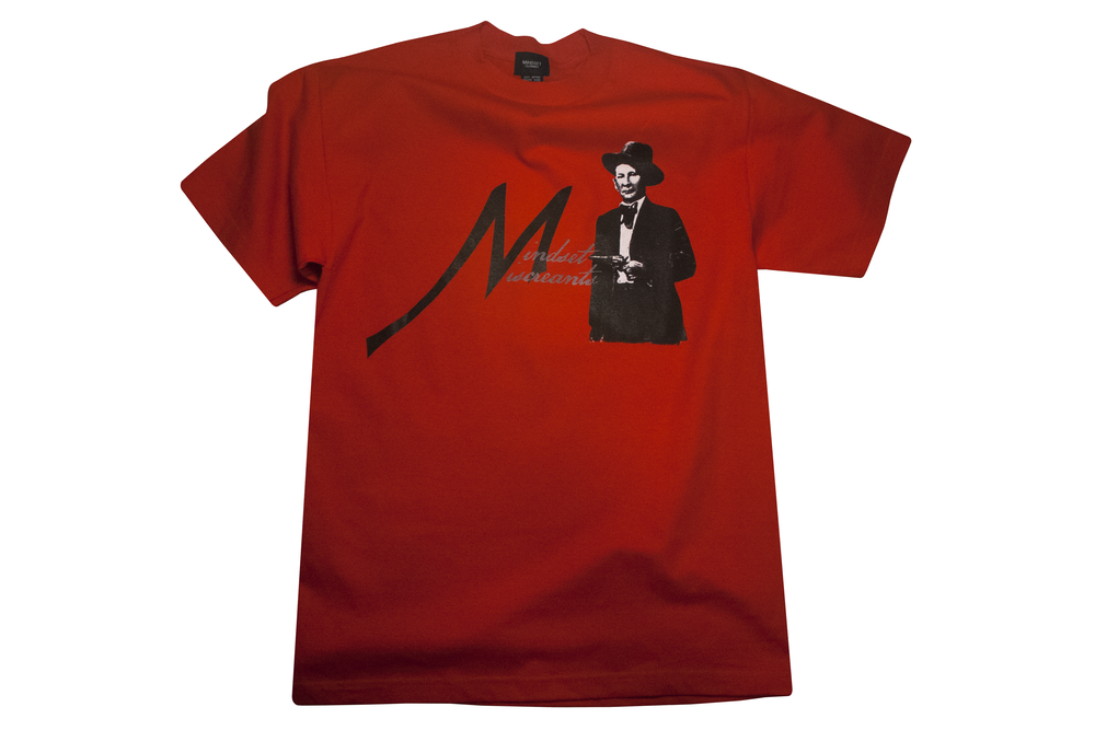 Image of Mindset Miscreants Tee (Red)