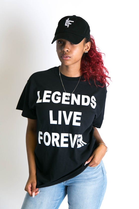 Image of Legends Live Forever |Traditional| Tee Shirt