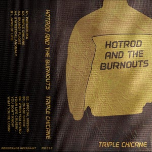 Image of Hotrod and The Burnouts - Triple Chicane
