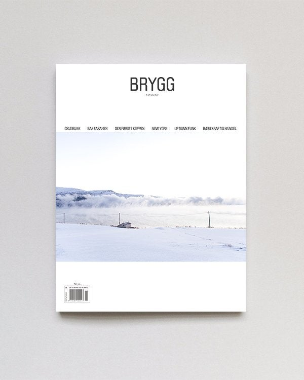 Image of BRYGG Magazine 01/15