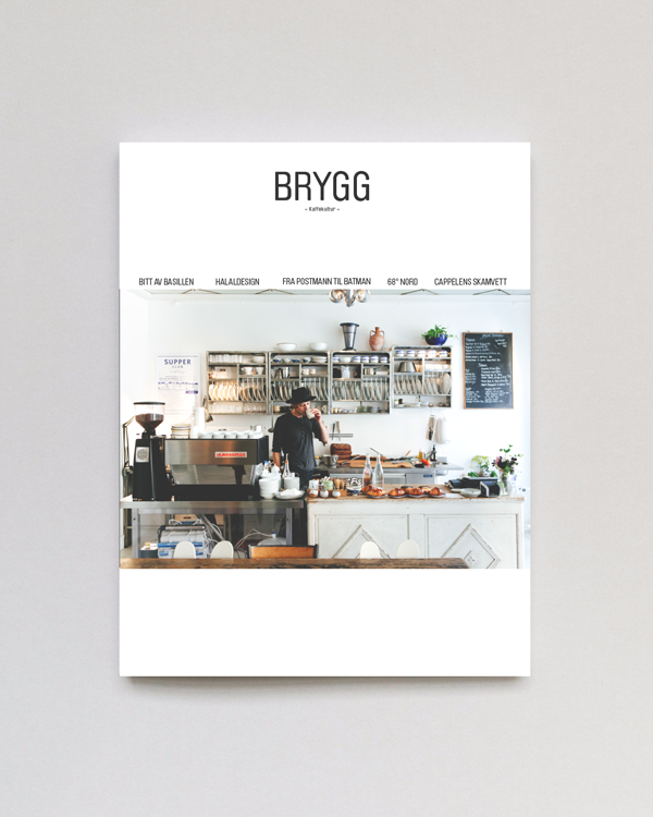 Image of BRYGG Magazine 04/15 cover2/2